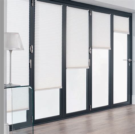 blinds for doors uk near silent blinds system for origin bifolding doors ats