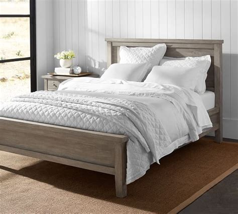 pottery barn bed farmhouse bed pottery barn