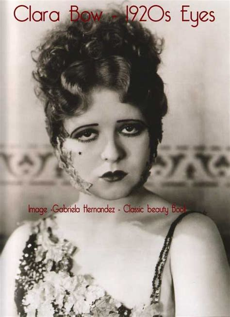 1920s hairstyles short beautiful 1920s fashion music clara bow 1920s eye makeup look 1920s makeup