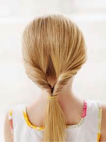 easy hairstyle for different of simple easy hairstyles for school