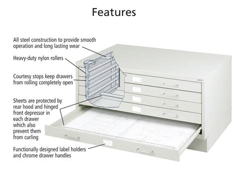 flat file drawer dimensions 37 x 25 safco f 225 cil 5 drawer small flat file cabinet