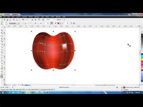 corel draw x5 uninstall tool mesh use in corel draw x5 avi youtube