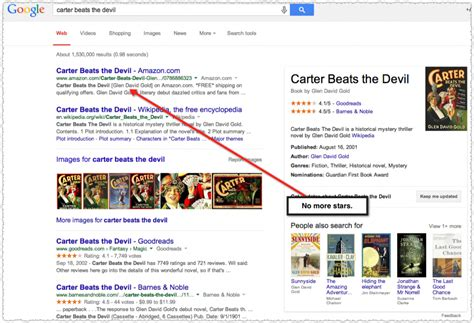 A Snippet by Algorithm Inception Inside The Rich Snippets Algorithm