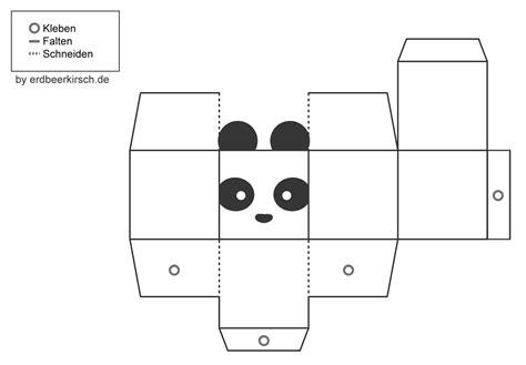 Template Vorlage Kirschkuchen Of S 252 223 E Tierschachteln