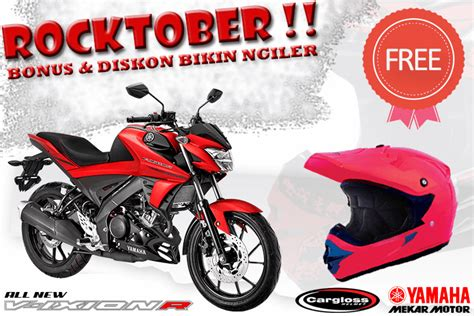 All New Vixion Gp Movistar Bogor dealer resmi yamaha harga dan kredit motor yamaha
