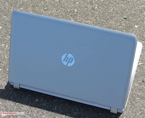 Handcase Hp hp pavilion 15 notebook review notebookcheck net reviews
