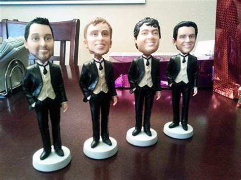 b ames bobblehead 13 best great groomsmen gifts images on