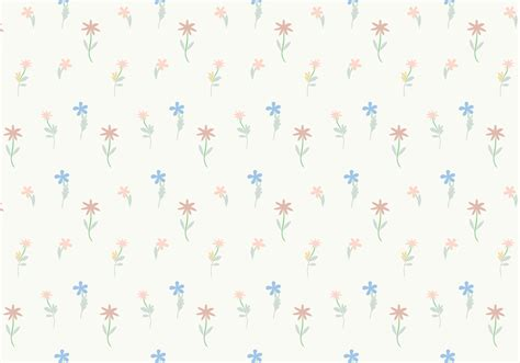 pattern pastel drawing floral pattern tumblr pastel