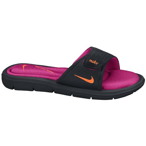 nike slide sandals womens nike shoes nike womens shoes comfort slide sandals