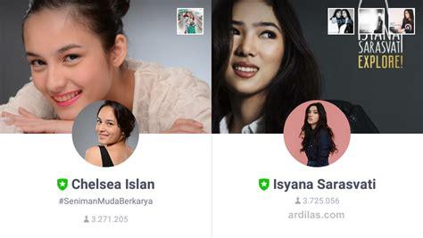 membuat nama indonesia ke korea kumpulan daftar nama atau id line artis indonesia korea