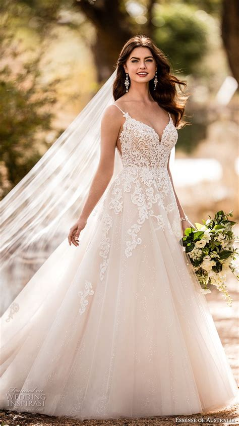 Wedding Dresses Australia by Trubridal Wedding Essense Of Australia Fall 2017