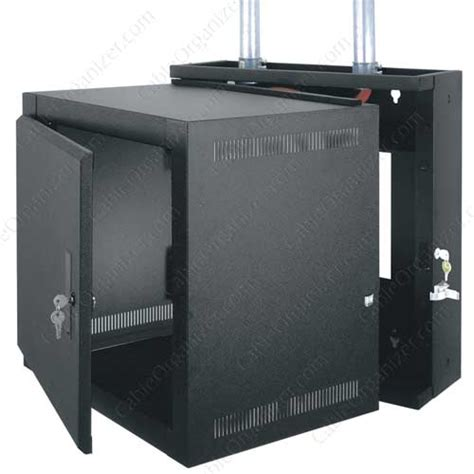 Wall Mounted Rack by Middle Atlantic Ewr Series Wall Mount Rack