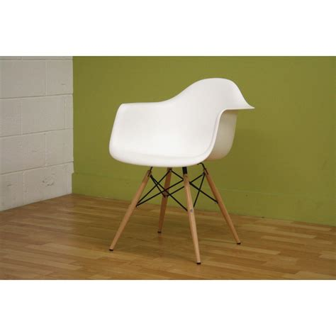 Plastic Armchairs Pascal White Plastic Chair See White