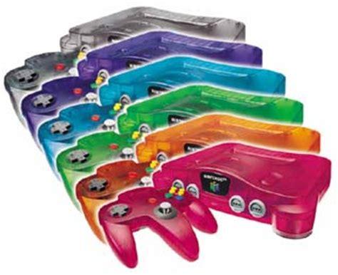 n64 colors na 187 best n64 funtastic color