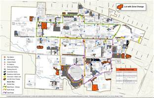 Oregon State University Map by 2016 17 Zonal Parking Changes Finance And Administration