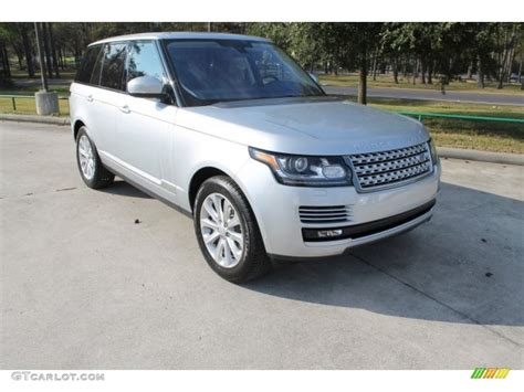 Silver Range Rover by 2016 Land Rover Range Rover Silver 200 Interior And