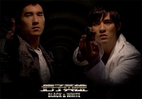 black and white drama populasian 痞子英雄 black white upcoming