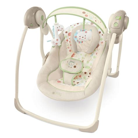 comfort harmony portable swing comfort harmony swing in sandstone fashion review