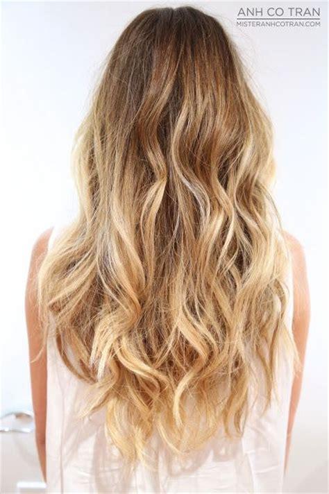 Unbrad Hair Color | dramatic beachy waves hair makeup pinterest wavy
