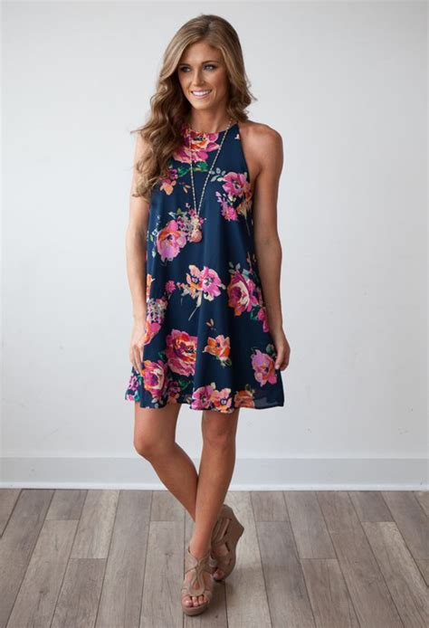 Summer Dress Flower 8 best casual summer dresses for getfashionideas