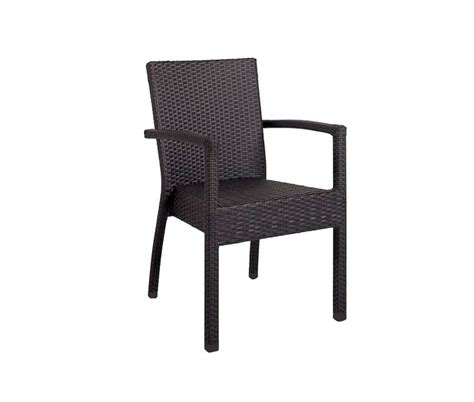stacking armchair prima stacking outdoor weave chair available in java