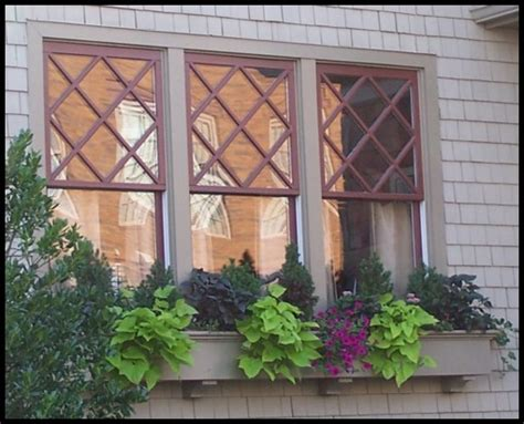 windows boxes guaranteed curb appeal just add window boxes as seen on