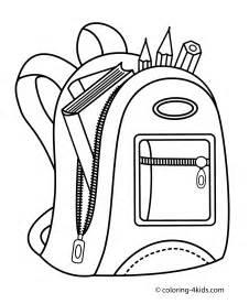 coloring book bag top 82 school coloring pages free coloring page