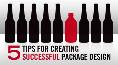 3 Tips To Using Packaging - 5 tips for creating successful packaging design go