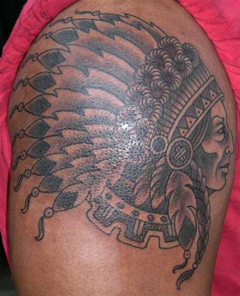 indian tattoo designs traditinal black hairstyle and