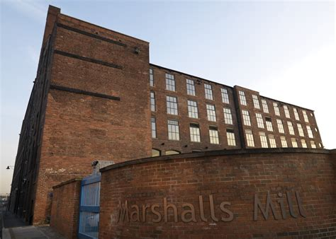 Marshalls Corporate Office by Commercial Property Marshalls Mill Leeds Office