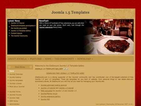 hotel v2 5 joomla template id 300110995 from bootstrap free joomla template siteground j15 62