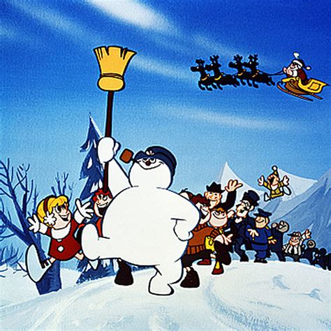 film cartoon christmas the briar files pipe smoker fictional frosty the snowman
