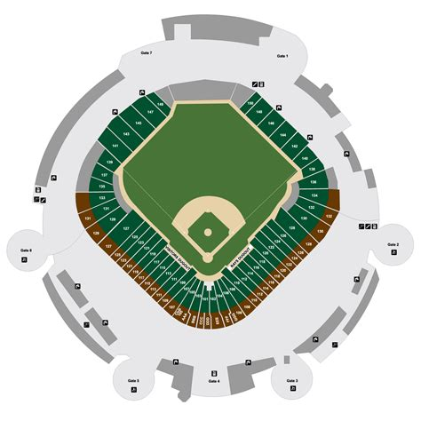 what is the seating capacity of tropicana field 30 stadiums 30 days archives idealseat