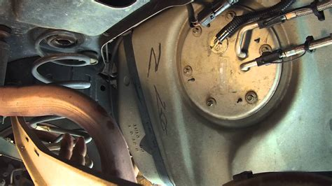 how do you replace a fuel pump and filter on 1991 chevy how to change the fuel pump in a mercury grand marquis doovi