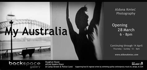 Invitation Designs Ballarat | backspace gallery ballarat my australia photography