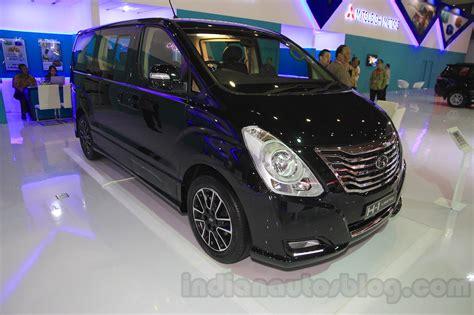 Lu Led Mobil H1 hyundai santa fe d spec h 1 black edition iims 2015 live