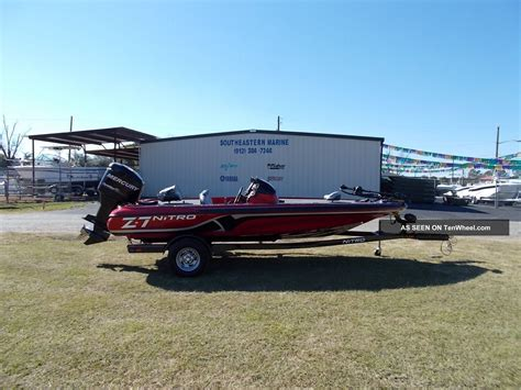 used nitro z7 bass boats for sale nitro bass boats z7