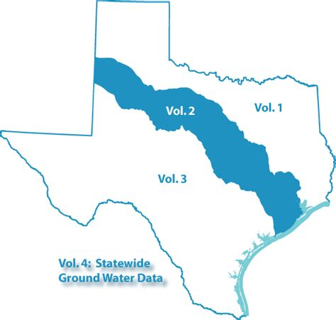 bernie texas map water resources data texas water year 1998 volume 2