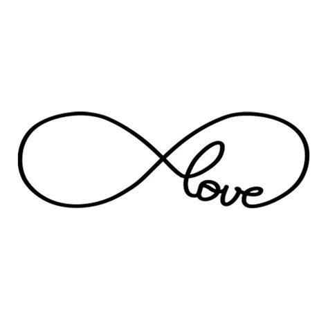 imagenes de infinitos bonitos vinilo decorativo simbolo infinito love