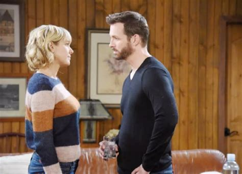 Days Of Our Lives Eric Martsolf And Arianne Zucker At Day | days of our lives spoilers eric martsolf dishes on