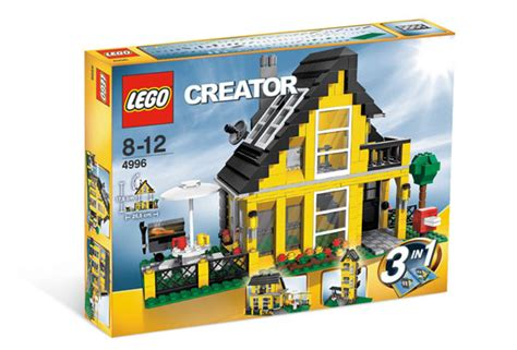 4996 Beach House Brickipedia The Lego Wiki Lego House 4996