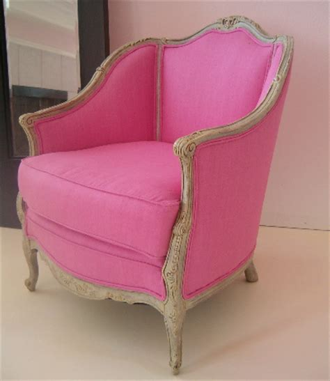 reworked antique pink chair this is a great
