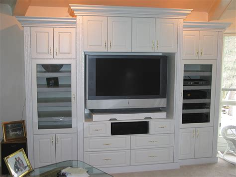built in tv built in entertainment center tv cabinets and