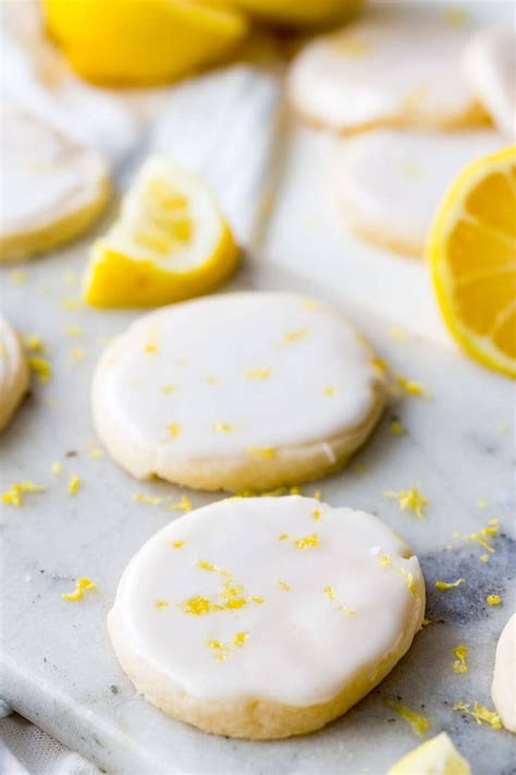 Bake Month Mystic by Best 25 Lemon Shortbread Cookies Ideas On