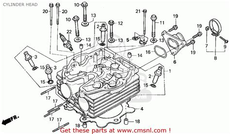 xr250 engine parts diagram free wiring diagrams