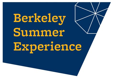 How Much Is The Application Fee For Berkeley Mba Program by Berkeley Summer Experience Office Of Undergraduate