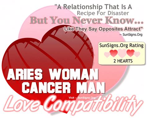 aries woman cancer man in bed aries woman compatibility with men from other zodiac signs