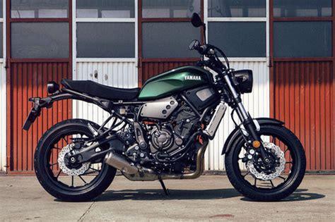 Motorrad Sport 150 Cc by Neu In Der Mittelklasse Yamaha Xsr700 News Motorrad
