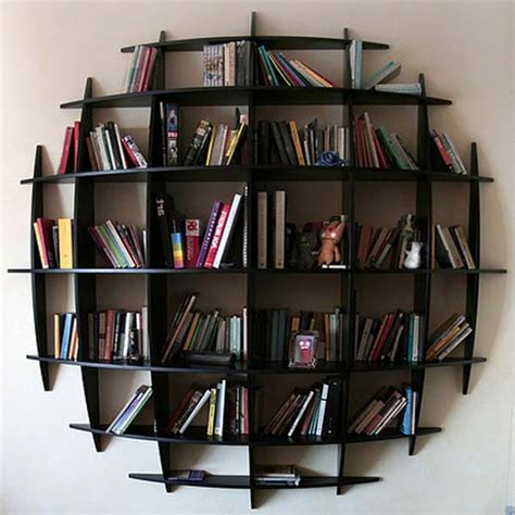 amazingly cool bookshelves and book storage ideas