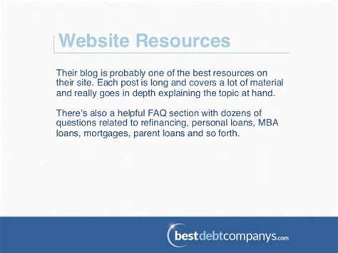 50000 Loans Mba by Sofi Review